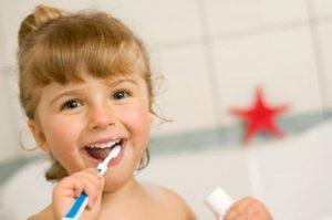 Kinder-Zahncreme